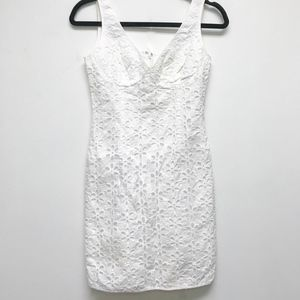 Nanette Lepore White Dress